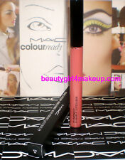 MAC Cosmetics Kissable Lipcolour Gloss Lipstick SO VAIN *limited** NIB