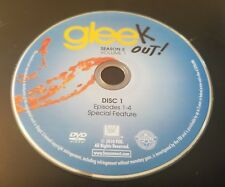 Glee Season 2 Volume 1 Disc 1 Replacement Dvd Tested Free Shipping (BK1)