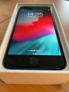 I phone 7 + 128GB black
