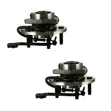 [1.515113]New Wheel Hub and Bearing Assembly w/ABS 5-Lug Front Pair (2)