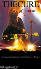The Cure Trilogy: Berlin (2-Tape VHS Set) Robert Smith, Simon Gallup, P Bamonte