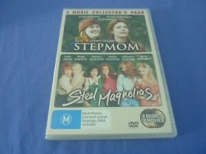 Stepmom / Steel Magnolias DVD Julia Roberts R4 New Sealed Free Postage