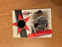 2019 Topps Update - Charlie Morton - All Star Stitches Warm Up Jersey Relic