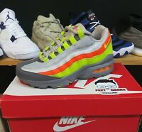 KIDS NIKE AIR MAX 95 GS SHOES SIZE 4Y NEW WITH BOX $80