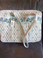 Vera Bradley Watercolor Baby Bag & Terry Changing Pad - New With Tags Vintage