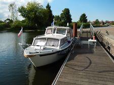 Motorboot - Kajütboot - Stahl - Diesel