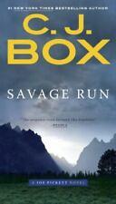 A Joe Pickett Novel Ser.: Savage Run by C. J. Box (2016, US-Tall Rack Paperback)