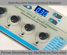 New FDA Cleared Professional Electrotherapy Physical machine For Pain Relief N14