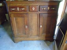 meuble ancien, buffet ancien, dresse en chêne, armoire, commode
