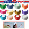 40mm Double Sided Satin Ribbons for Embellishment Scrapbooking Cake Decor 25m