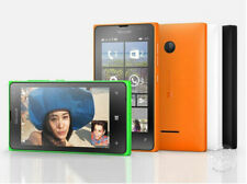 "Unlocked Microsoft Nokia Lumia 435 Dual Sim 4"" 3G 8GB Wifi 2MP Windows Original"