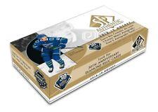 2018-19 UPPER DECK SP auténtico Hockey pasatiempo caja