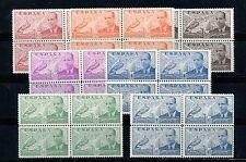 1939.ESPAÑA.EDIFIL  880/86**.BLOQUE 4.NUEVO.CAT 155 €