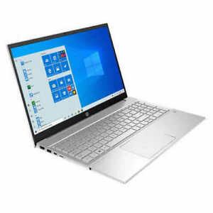 """HP Pavilion 15.6"""" Touch Screen Laptop AMD Ryzen 7 5700U 16GB 512GB SSD Backlit K"""