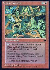 Goblin Warrens / Goblinbaracken - Fallen Empires - Magic - EX - ENG