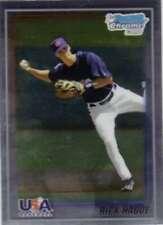 2010 Bowman Chrome USA Baseball #BC10 Rick Hague NM-MT /999