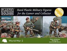 Plastic Soldier - British paratroopers - 15mm