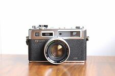 YASHICA GYashica Electro 35 GS Rangefinder Cameral  w/ Case   - Battery included