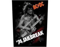 AC/DC 74 jailbreak 2015 GIANT BACK PATCH 36 x 29 cms ANGUS Official BP1016