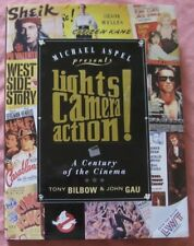 Michael Aspel Presents Lights Camera Action : A Century of the Cinema