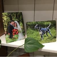 Personalised Photo Frame Custom Print FREE Post