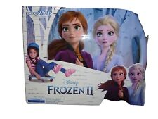 Disney Frozen 2 Scoot Racer ~ Sit, Kneel, Scoot ~ Zooms & Spins Free Shipping