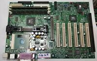 VIA APOLLO Motherboard,Intel Pentium III 800 CPU 256Mb RAM Working #MBAE
