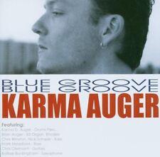 Karma Auger - Blue Groove   CD    NEU+VERSCHWEISST/SEALED!