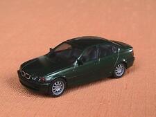 Herpa BMW 3-er E-46 1998 Limousine dunkelgrünmet. 3254