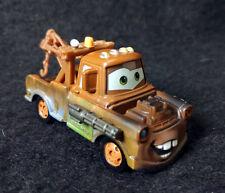 Disney Pixar Cars Mater with Machine Guns Spy Diecast Tomica Tomy C-26 No Box
