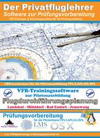 Pilotenschulung Flugplanung I für UL/LAPL/PPL (MAC-OS)
