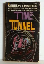 1966 Time Tunner TV Paperback Book- Pyramid Books- FREE S&H (C5304)