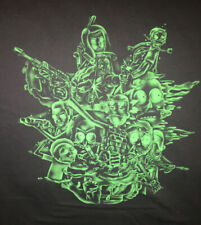 As Seen on Adult Swim Rickmobile Exclusive Rick and Morty S3 Finale Shirt Large