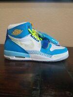 "Nike Air Jordan Legacy 312 GS ""Just Fly"" Youth Size 6.5Y Blue CI4446-400"