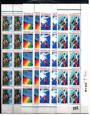 /// 10X ROMANIA - MNH - SPORTS - EXTREME - 2003 - WHOLESALE