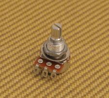 EP-0186-000 Alpha 500K Audio Taper Mini Pot Split Knurled Shaft Guitar/Bass