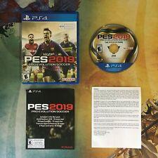 Pro Evolution Soccer 2019 • Sony PlayStation 4 PS4