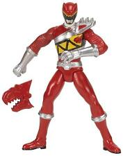"""Power Rangers Dino Charge - 4"""" Red Ranger Action Figure  …"""