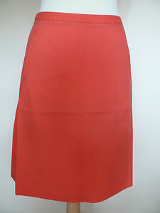 Boden Chino A-Line Cotton Skirt Orange or White RRP £49 LAST FEW!! *NOW REDUCED*