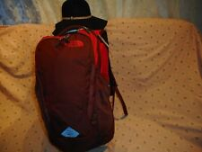 N/W/T The North Face Red Vault Back Pack For Female