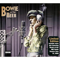 DAVID BOWIE-Bowie at the Beeb: The Best of the BBC Radio Sessions 68-72.