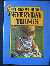 Discovering Everyday Things 1984 Paperback by Meryl Doney