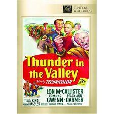 Thunder In The Valley,New DVD, Reginald Owen, Peggy Ann Garner, Edmund Gwenn, Lo