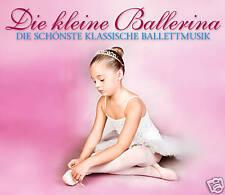 CD Die Kleine Bailarina Die Schönsten Clásico Canciones de ballet 2CDs