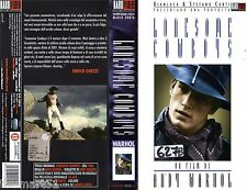 Lonesome Cowboys  (1968) VHS Raro Video Warhol - Unica in eBay in ITALIANO