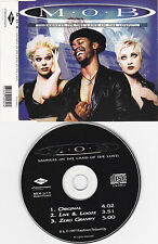 MAXI CD SINGLE 3T M.O.B. SADNESS IN THE LAND OF THE LOST DE 1997 FINLAND