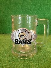 St. Louis RamsTankard With Enameled Pewter Emblem! Siskiyou Gifts