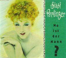 CD Maxi-Sissi Perlinger-dove è l'uomo? - #a2231 - RAR