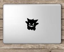 Gengar Vinyl Decal Sticker For MacBook Air Pro Mac 11