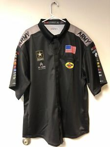 2018 Tony Schumacher Army Crew Shirt